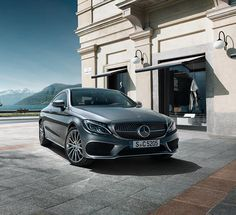 Mercedes-Benz is broadening its C-Class family with the addition of a Coupé (C 205).