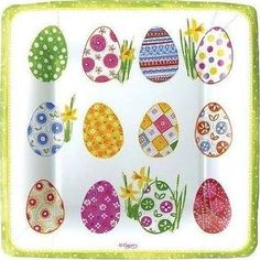 easter paper plates - Google Search