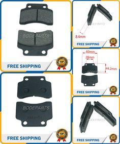 [Visit to Buy] Wholesale Price Motorcycle Parts Motorcycle Brake Pads Brake Disk For Dirt Bike Off Road Bike ATV Free Shipping #Advertisement
