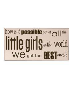 best little girls
