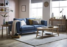 Get Scandi-lous in your living room for less with our touches of playful colour