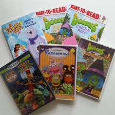 pbs kids halloween dvds giveaway celebrating 60 yrs with jim henson and pbs