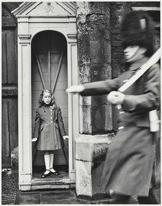 Norman Parkinson, Bridget Fossey