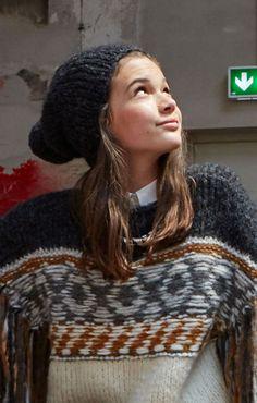 Lana Grossa MÜTZE Voi - FILATI Teens No. 7 - Modell 30 | FILATI.cc WebShop