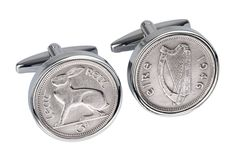 75th Birthday Gift - 1942 lucky coin  -  Includes presentation box - 100% satisfaction - 3 day delivery option by worldcoincufflinks on Etsy