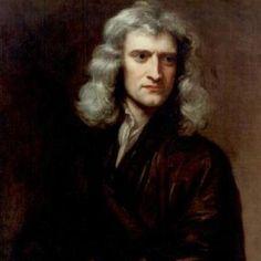 Isaac Newton: Isaac Newton had veel beroepen onder zijn naam staan zoals natuurkundige, wiskundige, filosoof en astronoom. Hij is vooral bekend om zijn boek waarin de theorie over zwaartekracht centraal staat. Newton heeft ook de drie wetten van Newton bedacht: de traagheidswet, kracht verandert de snelheid en actie=reactie.