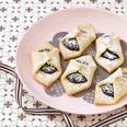 Kolacky is one of my farovite holiday cookies. Cream cheese dough with sweet cream cheese, apricot or berry fillings.