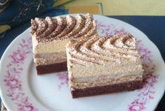 Slávnostné rezy s BB keksom - Recepty Naničmama. Czech Recipes, Ethnic Recipes, German Desserts, Gateaux Cake, No Bake Cake, Tiramisu, Sweet Tooth, Cheesecake, Deserts