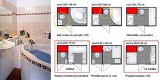 Srovnání plošných nároků rohové vany s klasickou vanou a sprchou. Rohová vana v Vany, Bathroom Inspiration, Pictures