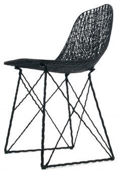 Studio Bertjan Pot » Blog Archive » Carbon Chair   2004