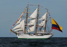 buque escuela gloria colombia