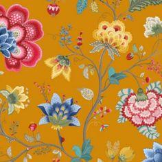 Floral Fantasy tapetti