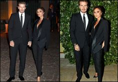 Victoria Beckham fashion secrets   Tip no.4: Style up your night with women tuxedo coats!
