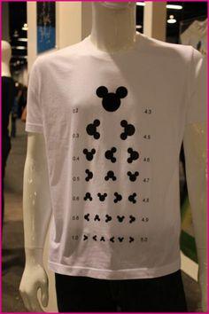 uniqlo mickey mouse shirt