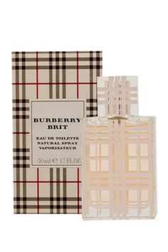 HauteLook | Burberry Fragrances: Burberry Brit for Women Eau de Toilette Spray - 1.7 fl. oz.