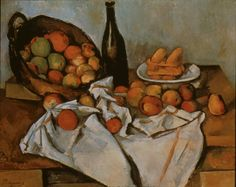 Images For > Paul Cezanne Still Life With Apples