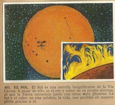 Album Historia Natural 1968  495 El sol