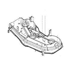 M110963 together with 265543 John Deere L G Belt Routing Guide in addition John Deere D140 Parts Diagram together with 502292164666808620 furthermore 265543 John Deere L G Belt Routing Guide. on john deere gt262 mower deck