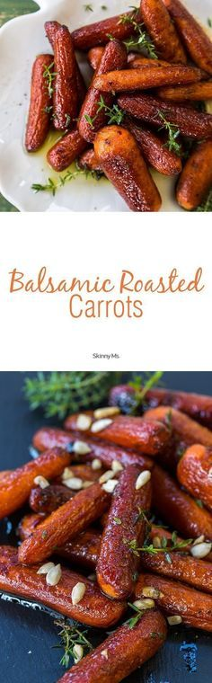 Roasted Carrots Balsamic Roasted Carrots make for a great healthy side dish at only 184 calories for a 1 cup serving! Balsamic Roasted Carrots make for a great healthy side dish at only 184 calories for a 1 cup serving! Carrot Recipes, Vegetable Recipes, Vegetarian Recipes, Cooking Recipes, Chicken Recipes, Recipe Chicken, Cooking Time, Healthy Recipes, Healthy Side Dishes