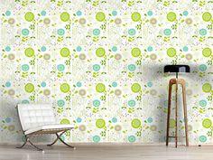 Design #Tapete Liljana Pastell
