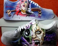 Custom Vans MickeyMouse vs Itchy and Scratchy Pretty Much Band, Custom Vans Shoes, Designer Trainers, Joker, Hype Shoes, Baskets Nike, Cute Sneakers, Fresh Shoes, Vans Slip On