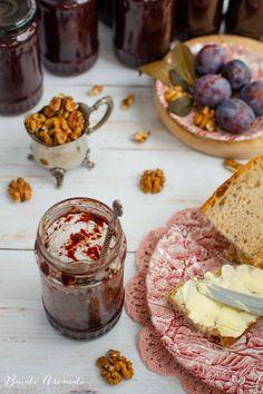 Gem de prune fara zahar Camembert Cheese, Dairy, Food, Essen, Meals, Yemek, Eten