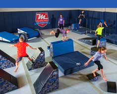 Mancino Manufacturing | Gym Mats and Gymnastics Equipment