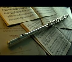 I want to play the flute again