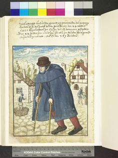 Brewer or distiller. one sewing seeds, one walking into a building depicted as…