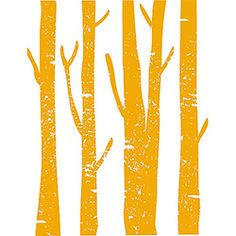 Aspens rubber stamps