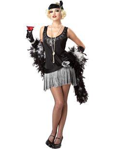 Jaren 20 Boop Boop A Doo Vrouw Kostuum