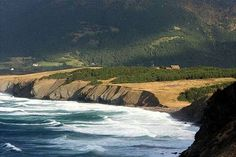 St Lawrence, Cape Breton, Canada, Nova Scotia, Places Ive Been, Past, To Go, Waves, Island