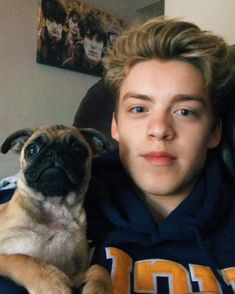 Reece with Betty | NEWHOPECLUB