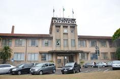 Edificio Prada Limeira Sao Paulo - Old factory of hat maker Chapeus Prada built in 1930s