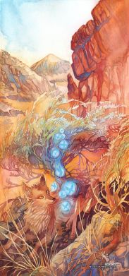 DANIEL SMITH Voting - 11th Annual Art Contest    Please vote and help this artist win paints to paint more amazing stuff!