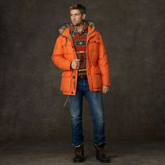 Check out our newest arrivals from Polo's Modern Explorer collection, a dynamic mix of rugged sportswear and sleek technical gear