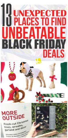 b7d8603ef 13 Unexpected Places to Find Unbeatable Black Friday Deals