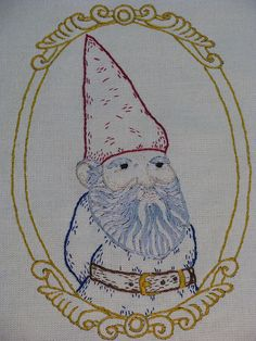 Gnome for Hoop Up | by AlwaysInspired