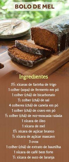 Dica: misture os ingredientes secos e os líquidos separadamente, para, no fim…