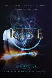 Rise by Luis Almonte - OnlineBookClub.org Book of the Day! @OnlineBookClub