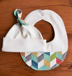 Hey, I found this really awesome Etsy listing at https://www.etsy.com/listing/229332822/organic-baby-hat-and-bib-gift-set-in