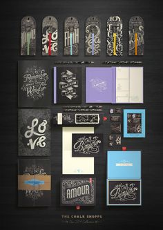 Bookjigs New Product Lines 2014 by Franklin Mill , via Behance