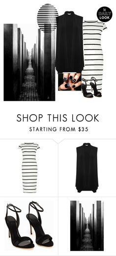 """""""stipe1"""" by ajriyaf on Polyvore featuring River Island and M&Co"""