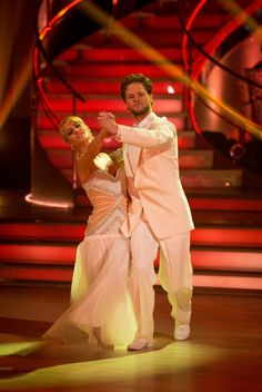 Strictly Come Dancing 2015 - Aliona and Jay - Week 2