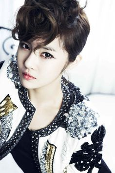 pinterest.com/fra411 #asian #beauty  T-ara - BoRam