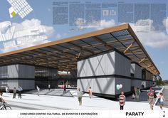 Premiados – Centro Cultural, de Eventos e Exposições de Paraty – Rio de Janeiro   concursosdeprojeto.org