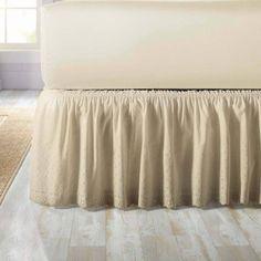 60 Best Bb Dust Ruffle Images On Pinterest Bed Linen Linen