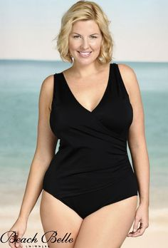 752eac5d23d Swimwear Department. Plus Size ...
