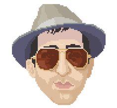 Señor con sombrero