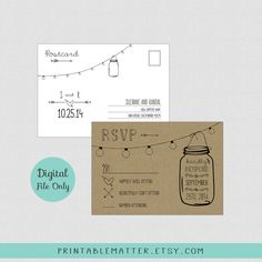 Ways To Word Your RSVP Card | Wedding, Weddings and Wedding rsvp